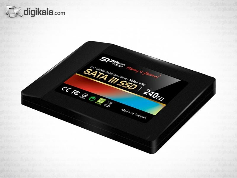 Ổ cứng SSD Silicon Power S55