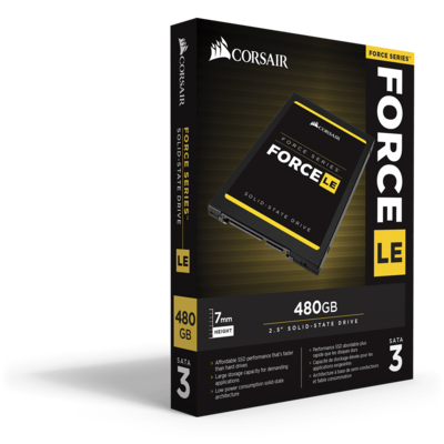 Ổ cứng SSD Corsair Force Series™LE CSSD-F960GBLEB