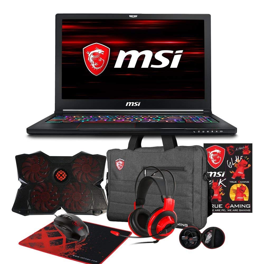 Laptop gaming MSI GF75 Thin 9SC 207VN