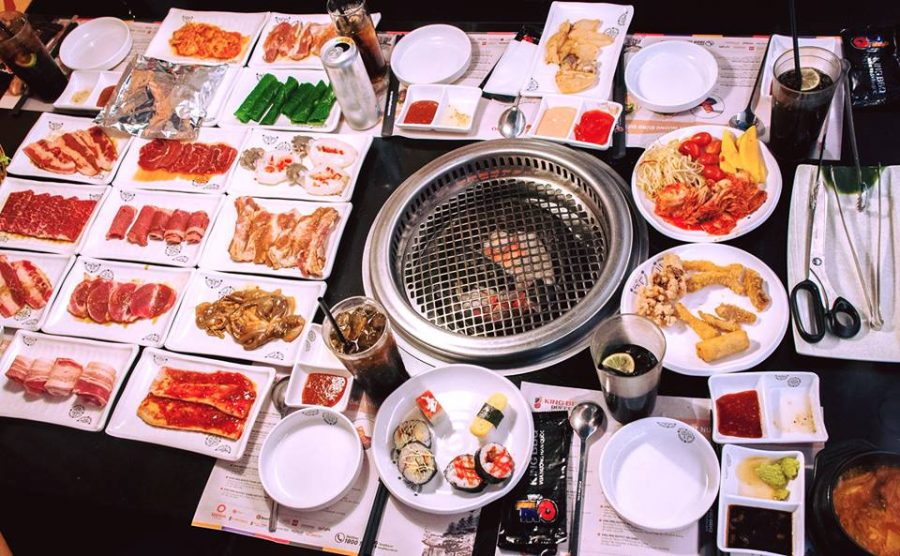 review menu 279k king bbq co gi ngon nen goi suat nao bang gia