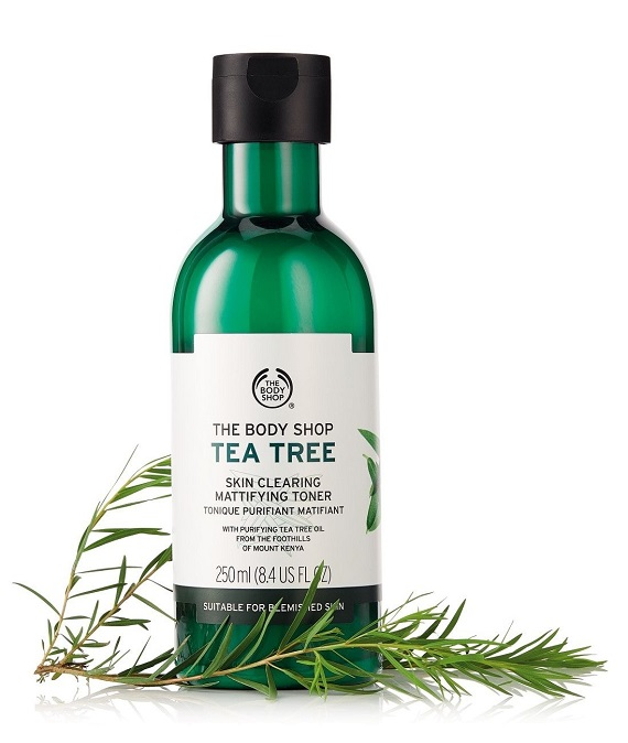 Nước cân bằng da The Body Shop Tea Tree