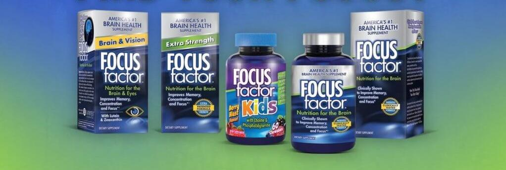 Focus Factor Kids